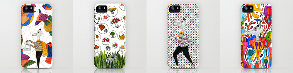 society6 account re-opened
